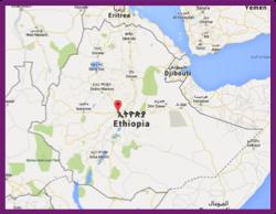 Addis Ababa, Ethiopië