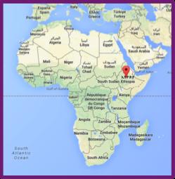Ethiopië, Afrika